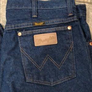 Wrangler Jeans - Cowboy Cut Slim Fit